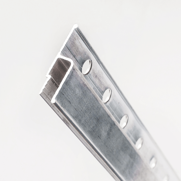 Aluminium wall profile MEDIUM 2m