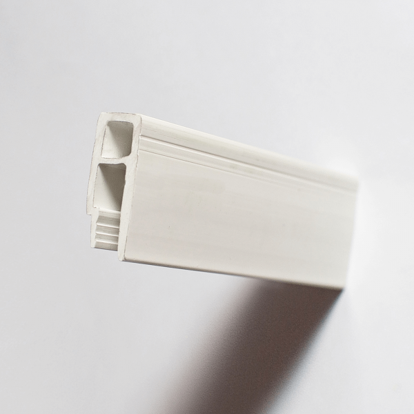 PVC wall profile 2m (1 pack – 120 lm)