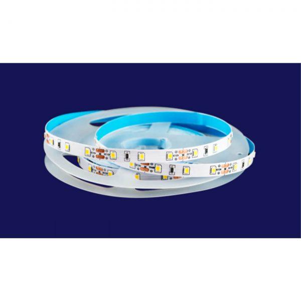 LED Strip 12V-2835-60D, 4,8W/m, 4000K, IP20, 5m