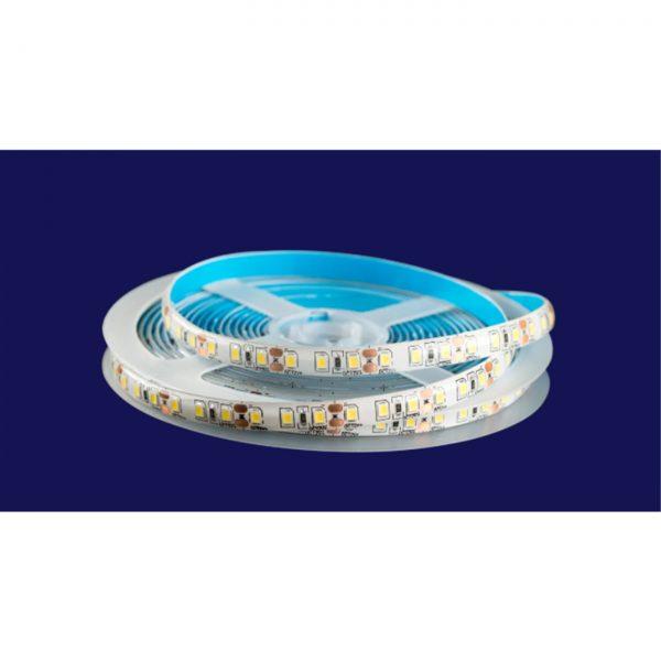 LED Strip 12V-2835-120D, 9,6W/m, 6000K, IP65, 5m