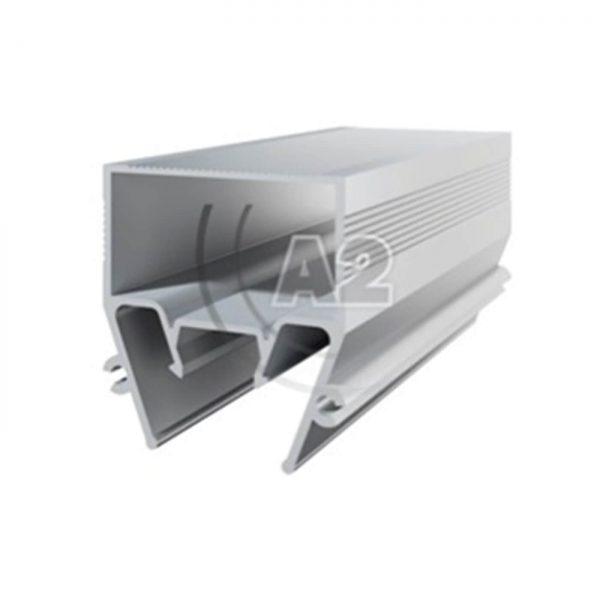 "Aluminum profile ""Light Line"" Vector 2 (2 sm)"