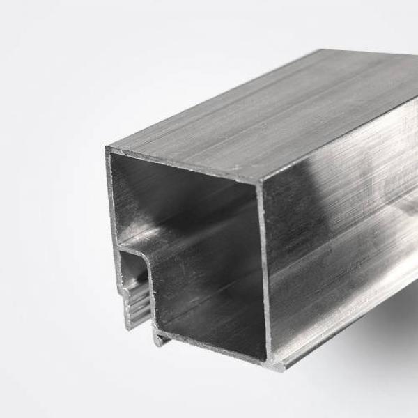 Aluminium beam for hidden cornice 2 m