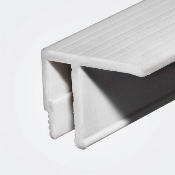 PVC ceiling profile 2,5m (1 pack – 100 lm)