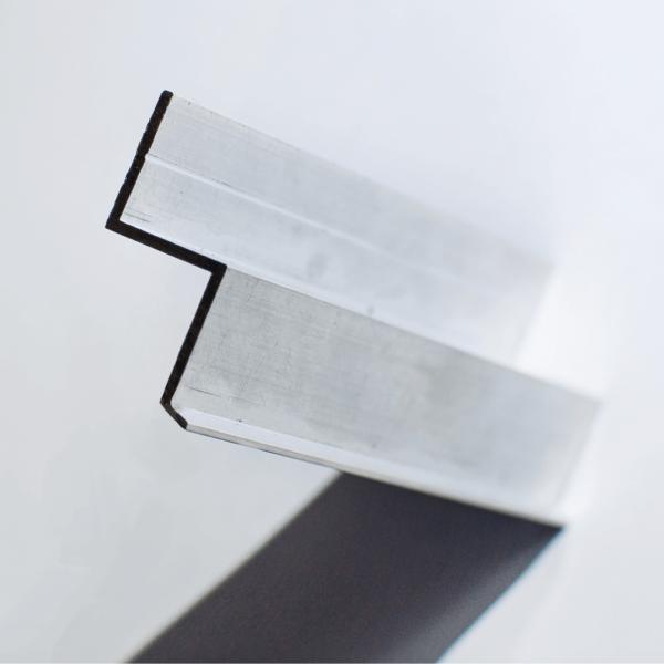 Aluminium turning angle Z Profile 2,5m (1 pack – 100 lm)