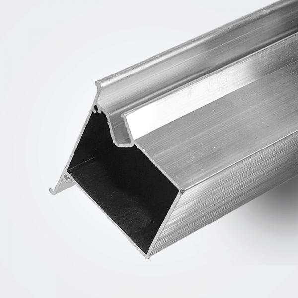 Aluminum profile NP5 2,5m