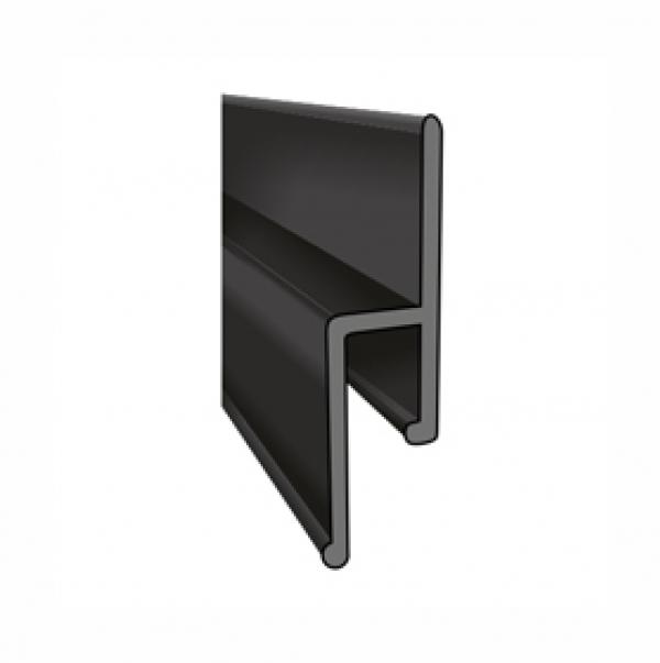 Aluminum Wall Profile 2m