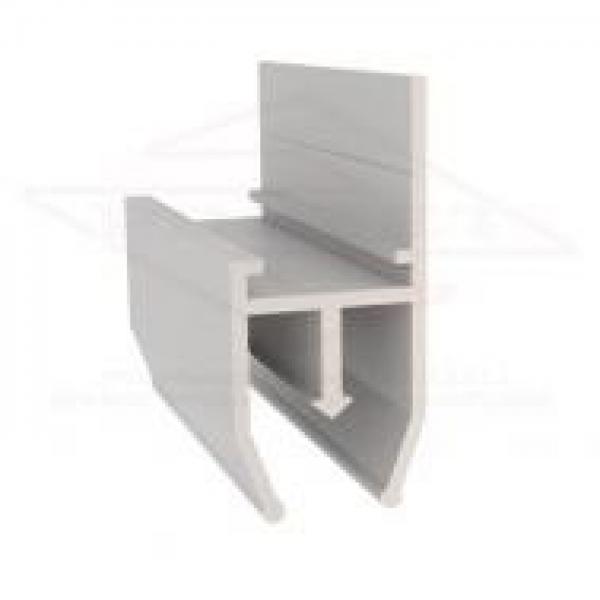 Aluminum profile SP2 (sawn) 2,5m