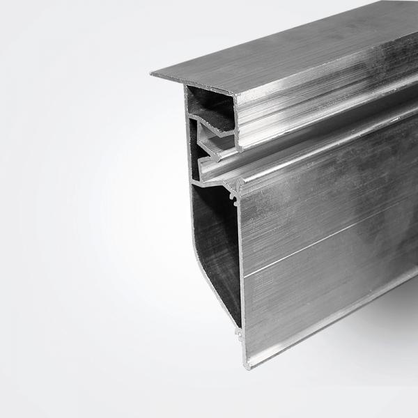Aluminum profile PP75M 2,5m