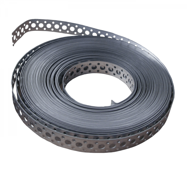 Perforated tape 0,7mm (1 pack-25 m)