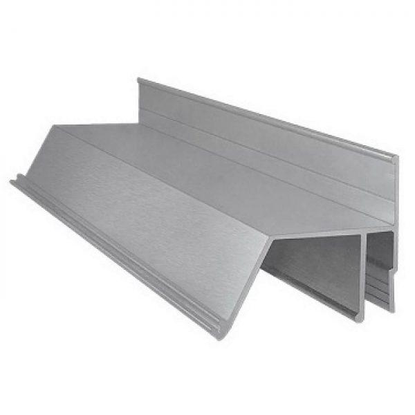 Aluminum Profile Contour (Harpoon) 2m