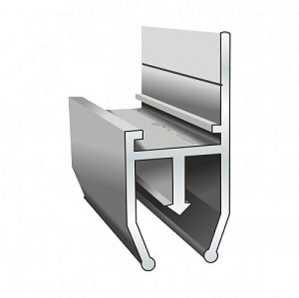 Aluminum profile SP5